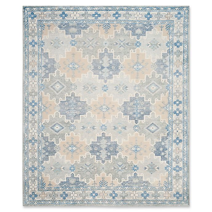 Alternate image 1 for Safavieh Paseo Gina 8' x 10' Area Rug in Blue