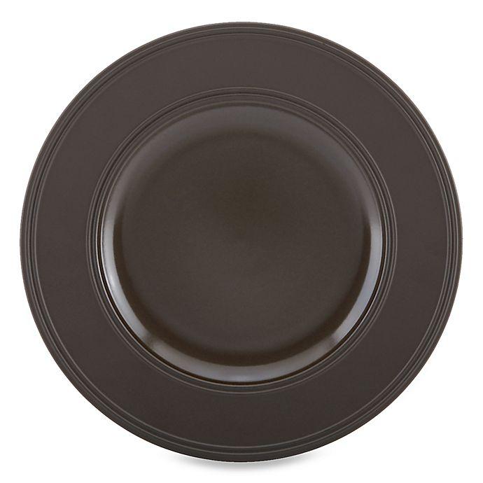 Alternate image 1 for kate spade new york Fair Harbor™ Dinner Plate in Bittersweet