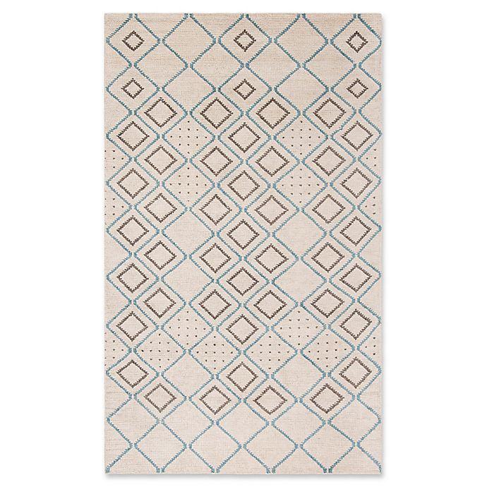 Alternate image 1 for Safavieh Hope Diamond 5' x 8' Area Rug in Silver