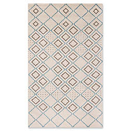 Safavieh Hope Diamond Rug in Silver