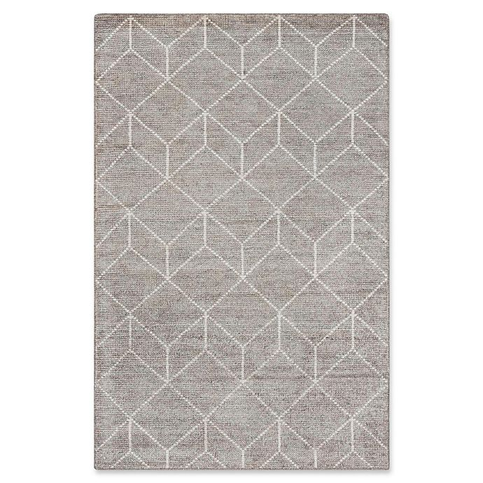 Alternate image 1 for Safavieh Bridget Geometric Rug in Silver