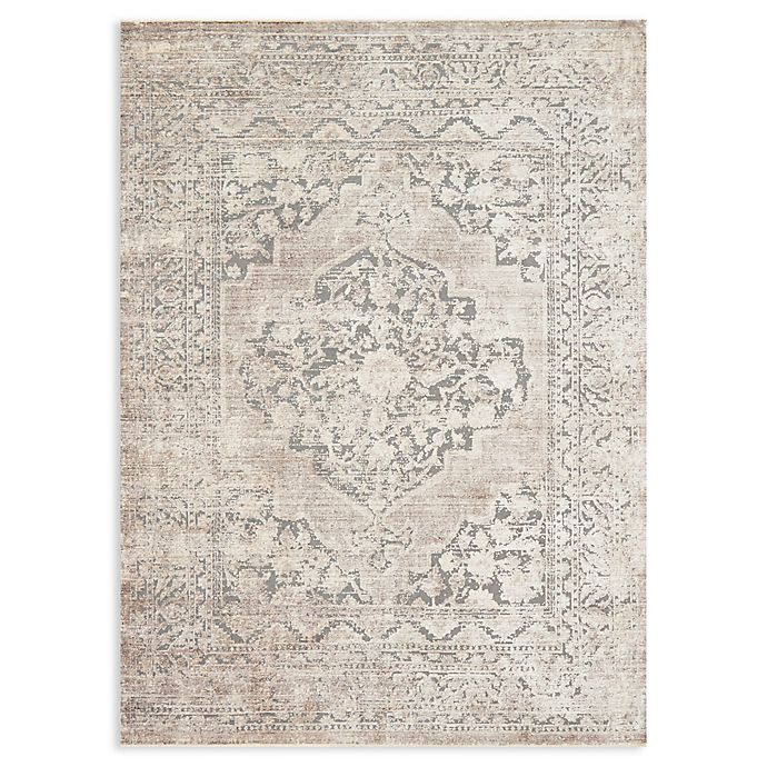 Alternate image 1 for Magnolia Home by Joanna Gaines Ophelia Rug in Taupe