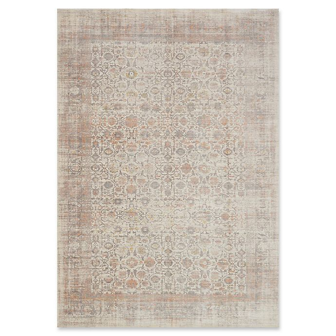 Alternate image 1 for Magnolia Home by Joanna Gaines Ella Rose Loomed 13' x 18' Multicolor Area Rug