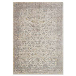 Magnolia Home by Joanna Gaines Ella Rose Rug in Bone/Stone