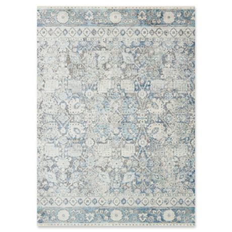 Magnolia Home By Joanna Gaines Ophelia Rug In Grey Sky
