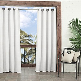 Parasol Key Largo Indoor/Outdoor Window Curtain and Door Panel