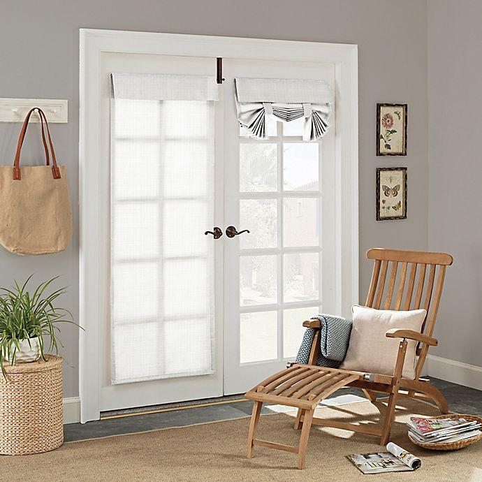 Alternate image 1 for Parasol Key Largo Grommet Indoor/Outdoor French Door Panel