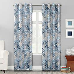 Sun Zero® Sandra Grommet Room Darkening Window Curtain Panel (Single)