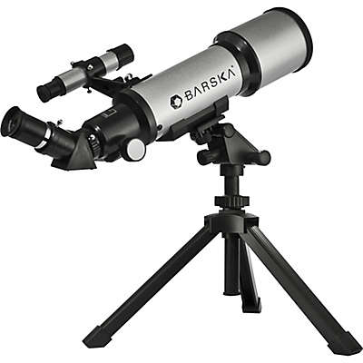 Barska® 400780 300 Power Starwatcher Telescope in Grey