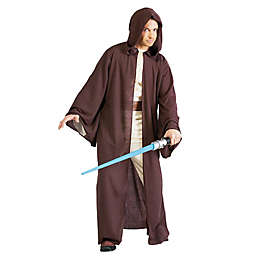 Rubies Costumes® Star Wars Jedi Robe Deluxe Adult Costume in Tan
