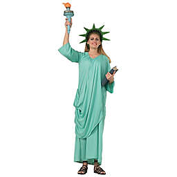 Statue of Liberty One-Size Adult Halloween Costume