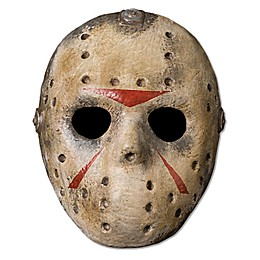 Friday the 13th Jason One-Size Adult Halloween Mask