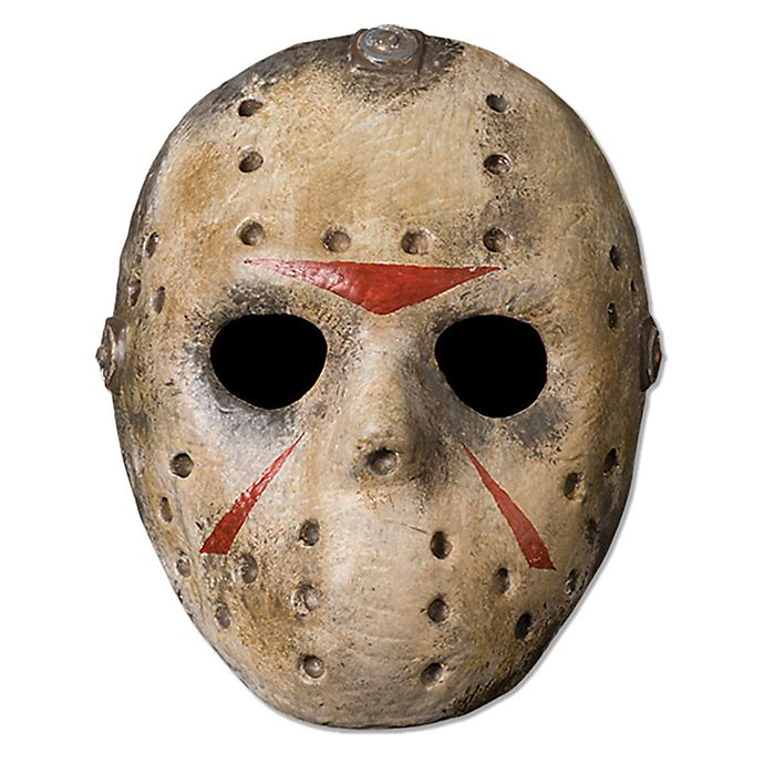 Alternate image 1 for Friday the 13th Jason One-Size Adult Halloween Mask
