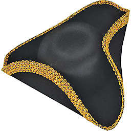 Deluxe Colonia Tricorn One-Size Adult Halloween Hat