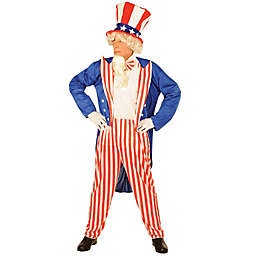 Forum Novelties Uncle Sam One-Size Adult Costume
