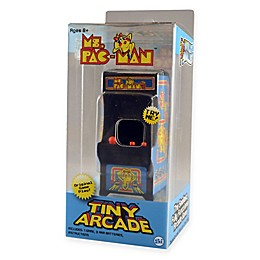 Tiny Arcade® Ms. Pac-Man Classic Arcade Video Game