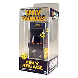 Tiny Arcade® Space Invader Classic Arcade Video Game