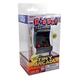 Tiny Arcade® Dig Dug Arcade Video Game