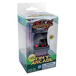 Tiny Arcade® Galaga Classic Arcade Video Game