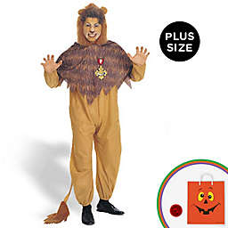 The Wizard of Oz™ Cowardly Lion Plus Size Adult Halloween Costume