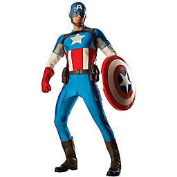 Captain America™ Grand Heritage Adult Halloween Costume