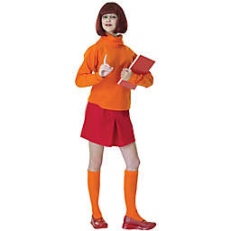 Scooby-Doo™ Velma One-Size Adult Halloween Costume