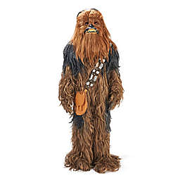 Star Wars™ One Size Adult Chewbacca Collector's Edition Halloween Costume