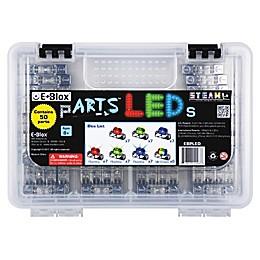 E-Blox® pARTS™ 50-Piece LED Add-On Building Block Set