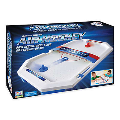 Game Zone Electronic Table-Top Air Hockey Game