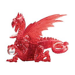 BePuzzled® 56-Piece Red Dragon 3D Crystal Puzzle