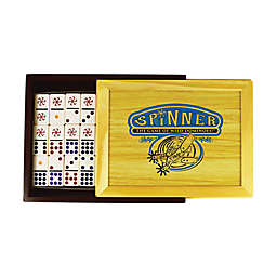 Front Porch Classics Spinner The Game of Wild Dominoes