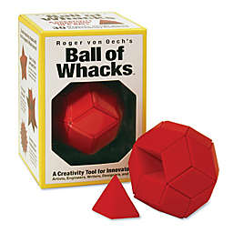 Creative Whack Company Ball of Whacks in Red