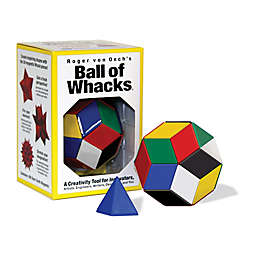 Creative Whack Company Ball of Whacks in Multicolor