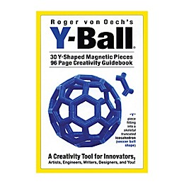 Creative Whack Company Y-Ball in Blue