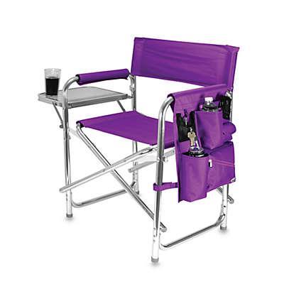 Picnic Time® Folding Sports Chair