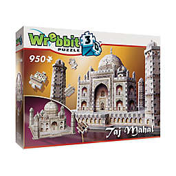 Wrebbit™ 950-Piece Taj Mahal 3D Puzzle