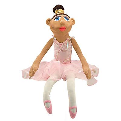 Melissa and Doug Ballerina Puppet