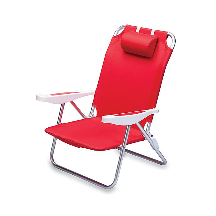 Alternate image 1 for Picnic Time® Monaco Beach Chair