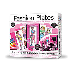 Fashion Plates™ Superstar Deluxe Set
