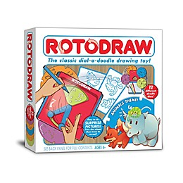 Kahootz Animals Rotodraw Activity Kit