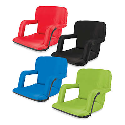 Picnic Time® Ventura Portable Reclining Stadium Seat