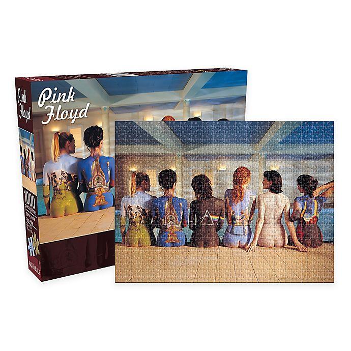 Alternate image 1 for Aquarius Pink Floyd Back Art 1000-Piece Jigsaw Puzzle