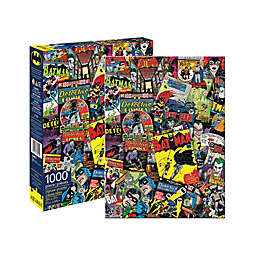 Aquarius DC Comics Batman Collage 1000-Piece Jigsaw Puzzle