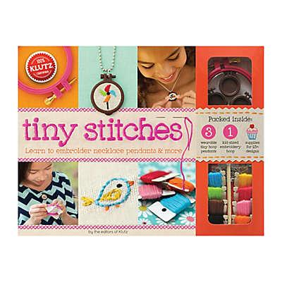 Klutz® Tiny Stitches Craft
