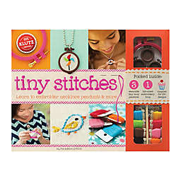 Klutz® Tiny Stitches Craft