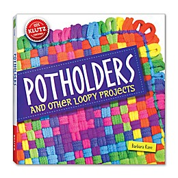 Klutz® Potholders and Other Loopy Projects Activity Book