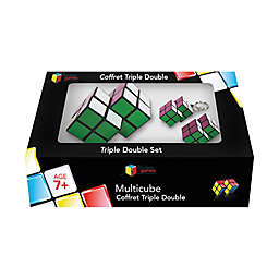 Family Games Inc. Triple Double Set Multicube