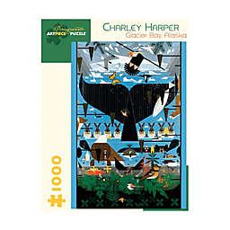 Charley Harper Glacier Bay, Alaska Puzzle 1000-Piece Jigsaw Puzzle