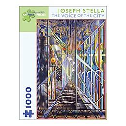 Joseph Stella The Voice of the City Puzzle 1000-Piece Jigsaw Puzzle