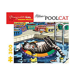 B. Kliban Pool Cat 300-Piece Puzzle